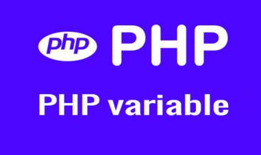 PHP variable